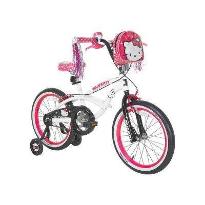 18 in. Girls Bike Hello Kitty