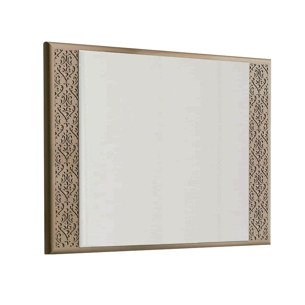 Rome 32 in. W x 30 in. H Framed Wall Mounted