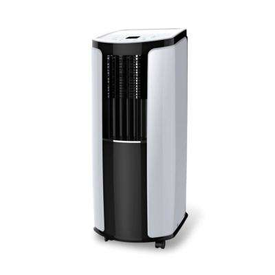 14000 BTU Portable Air Conditioner with Heater in White + Wi-Fi Control
