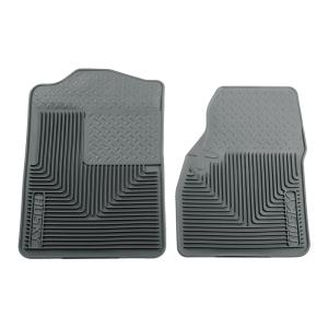 Husky Liners Front Floor Mats Fits 00 05 Excursion 99 10 F250 F350 F450 51201 The Home Depot
