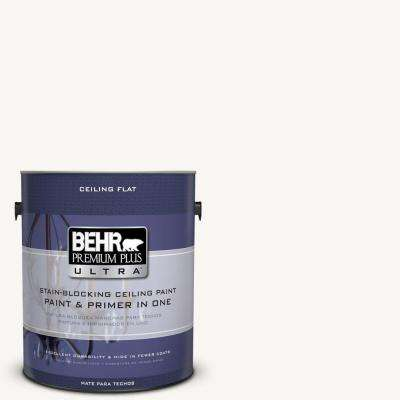 1-Gal. No.UL260-14 Ceiling Tinted to Ultra Pure White Interior Paint