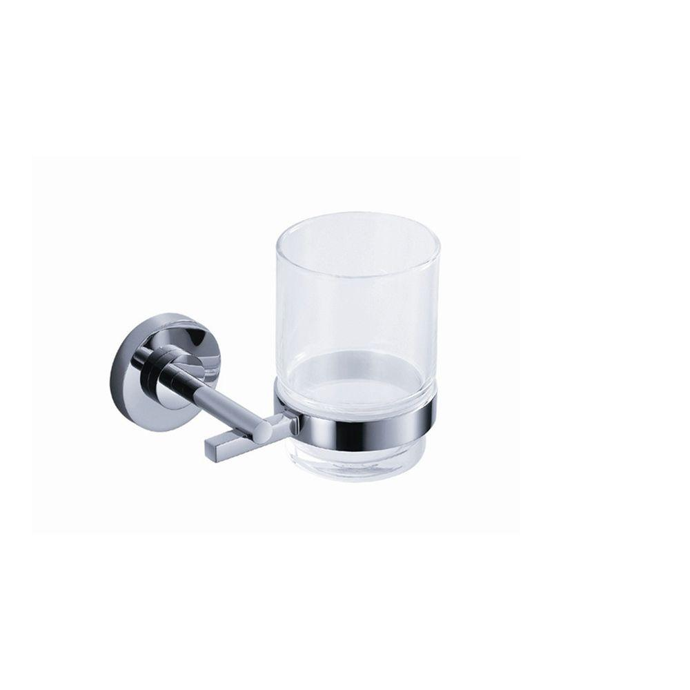 Alzato Tumbler Holder in Chrome