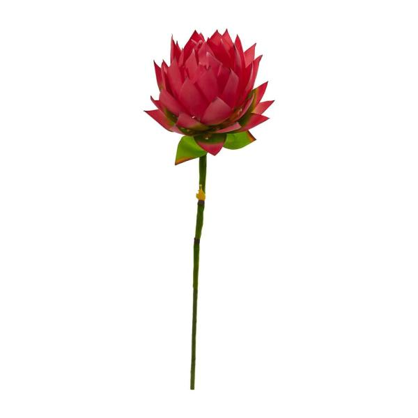 Nearly Natural Indoor 34 Musella Artificial Flower (Set of 4)
