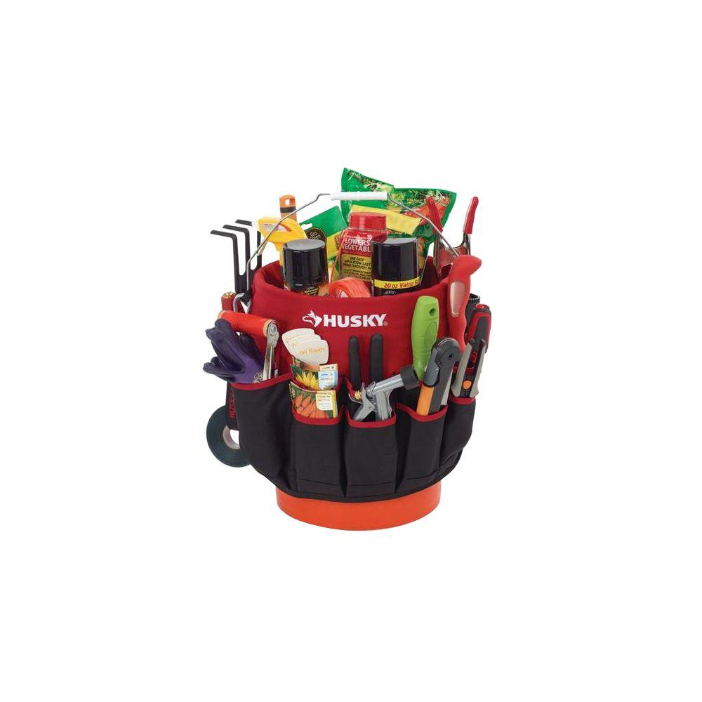 Husky 0.3 in. Tool Bucket Jockey