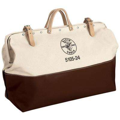 Klein Tools - Brown - Tool Bags - Tool Storage - The Home Depot a6e3353b7ace4