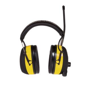 3M WorkTunes Digital Hearing Protector with AM/FM Stereo Radio by 3M