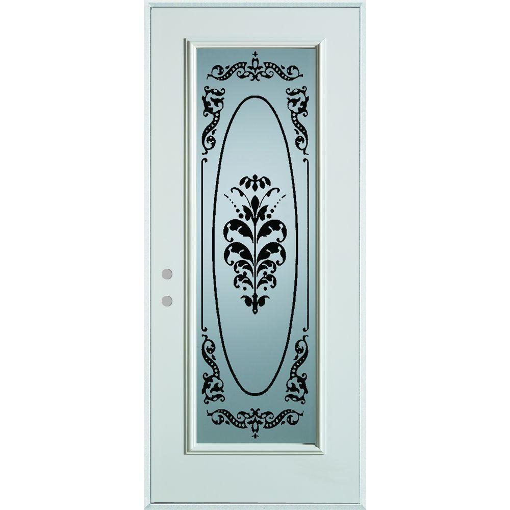 32 X 80 Right Handinswing Stanley Doors Front Doors