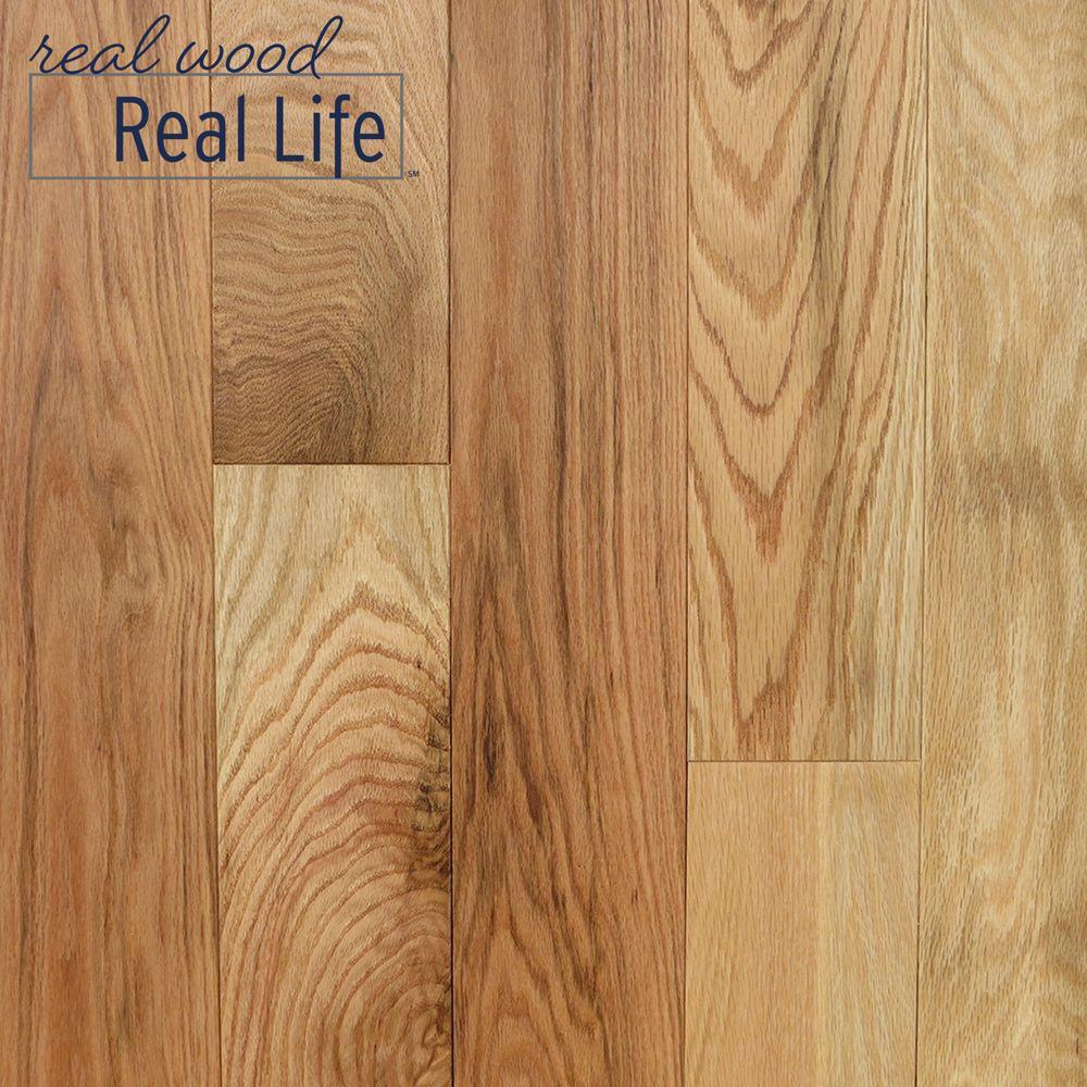 Hardwood Flooring Red Oak Natural