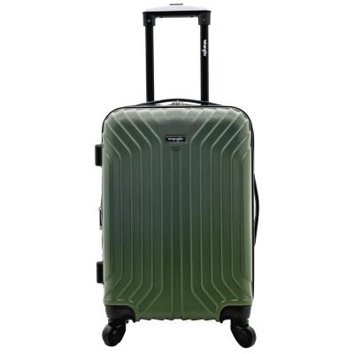 Auburn Hills 20 in. Expandable Hardside Rolling Carry-On Suitcase with Spinner Wheels