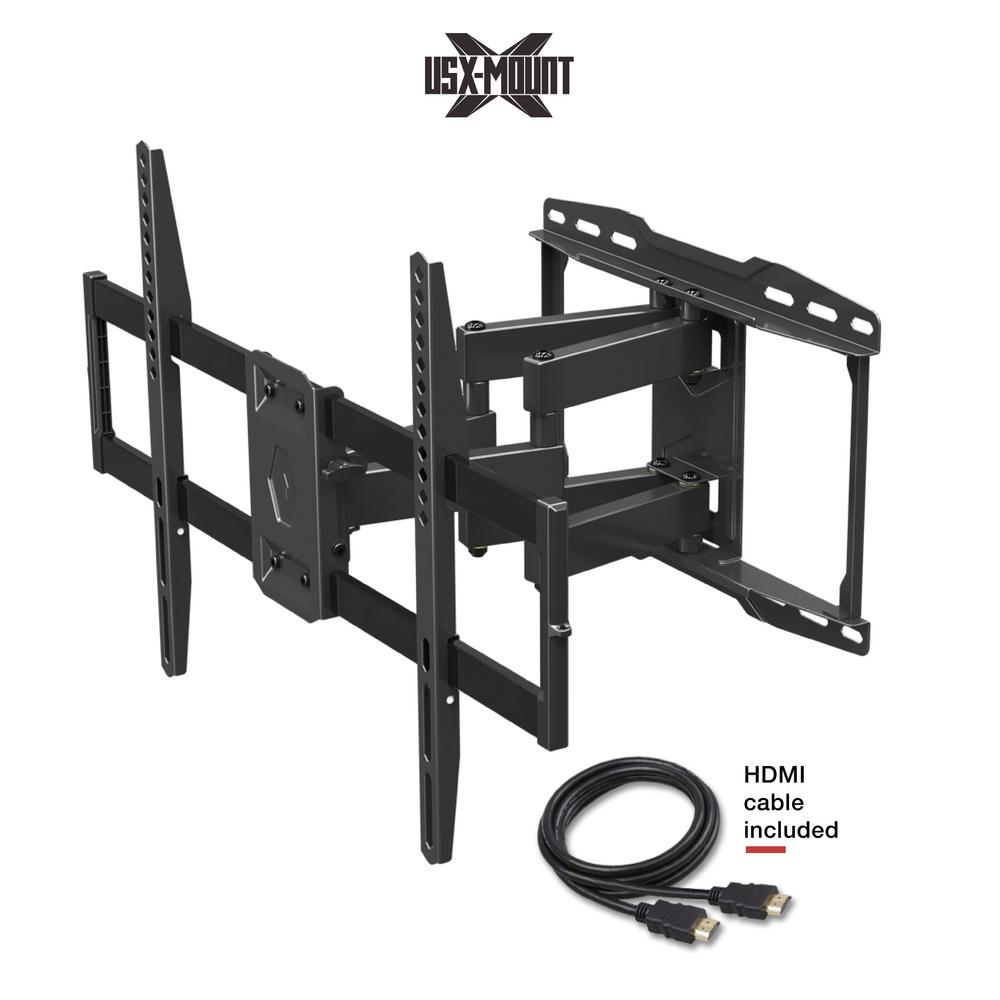 Large Full Motion TV Mount for 42 in. - 70 in.