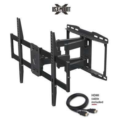 Large Full Motion TV Mount for 42 in. - 70 in. Flat Panel TV