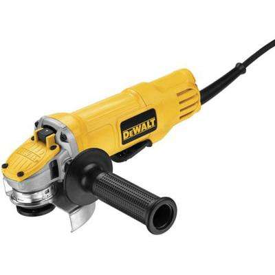 4-1/2 in. Paddle Switch Small Angle Grinder without Lock-On