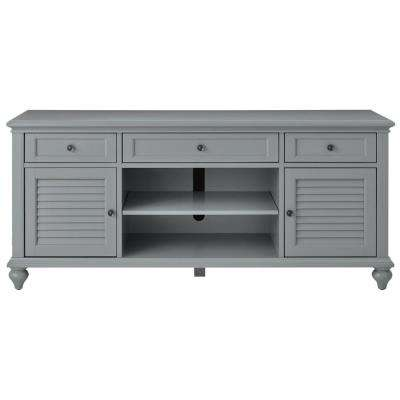 Wood Gray Cottage TV Stands Living Room Furniture The Home