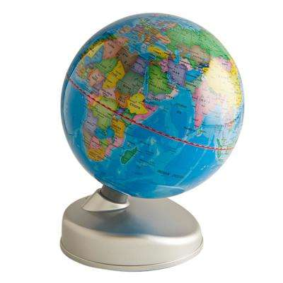 Earth by Day and Night 9 in. Children's Globe