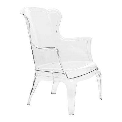 Vision Transparent Patio Beach Chair