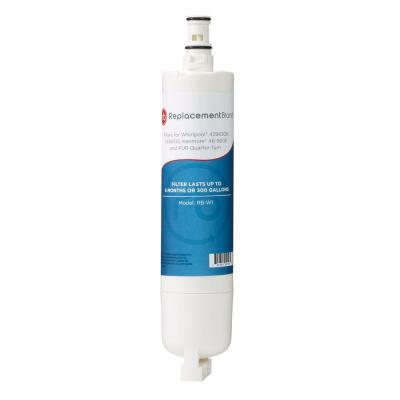 Whirlpool 4396508 Comparable Refrigerator Water Filter by ReplacementBrand