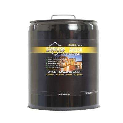 Ultra Low VOC 5 gal. Wet Look Satin Sheen Acrylic Concrete, Paver and Aggregate Sealer