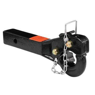 5 Ton Pintle Hook Receiver Mounted
