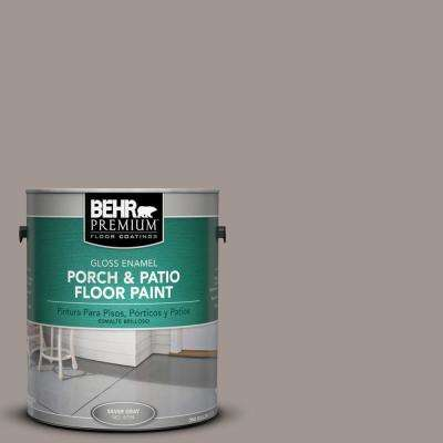 1 gal. #PFC-73 Pebbled Path Gloss Porch and Patio Floor Paint