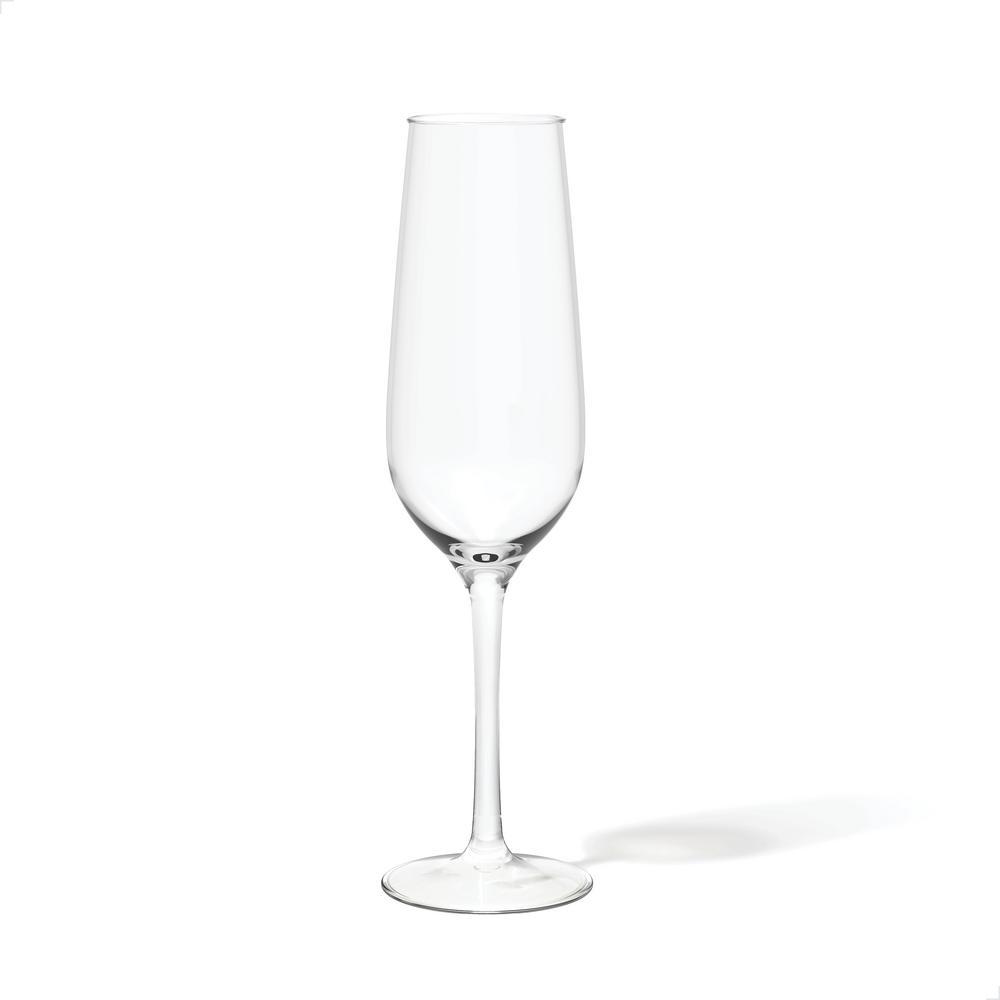 Reserve Unbreakable 9 fl. oz. Tritan Champagne Glasses (Set of 24)
