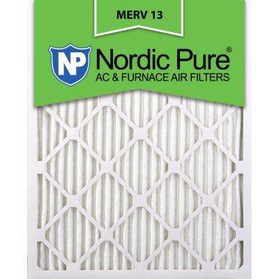 12 in. x 30 in. x 1 in. Ultimate Pleated MERV 13 - FPR 10 Air Filter (6-Pack)