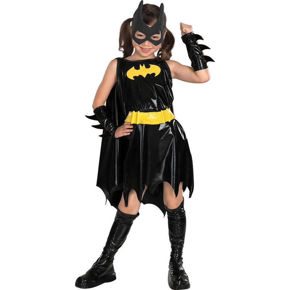 Medium Deluxe Batgirl Child Costume