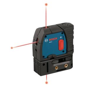 Click here to buy Bosch Factory Reconditioned 3-Point Alignment Self-Leveling Laser Level by Bosch.