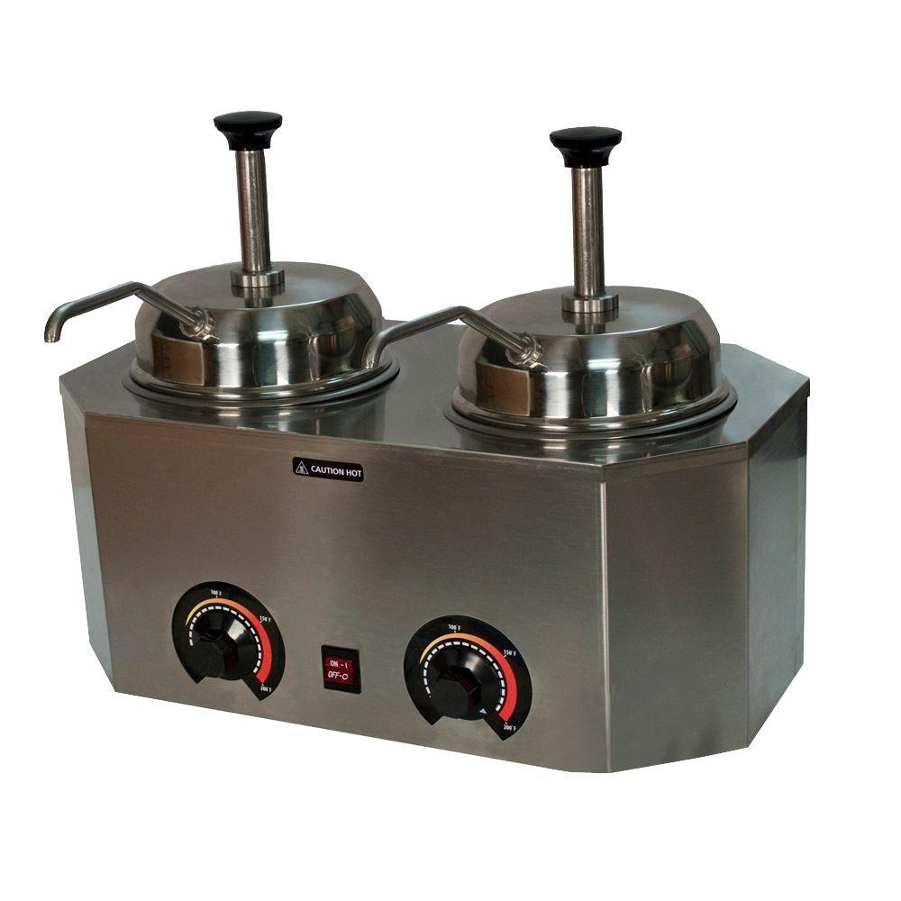 Pro-Style Dual Pump Warmer
