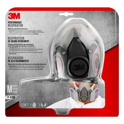 Medium Lead Paint Removal Respirator
