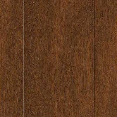 Brazilian Chestnut Kiowa 3/8 in. T x 3 in. W x Varying Length Click Lock Exotic Hardwood Flooring (23.63 sq. ft. / case)