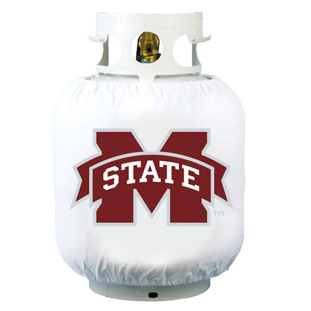 Team Sports America Mississippi State NCAA Grill Propane Tank Cover