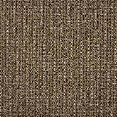 Carpet Sample - Upland Heights - Color Mochachino Pattern Loop 8 in. x 8 in.
