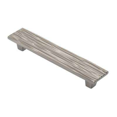 River 3-3/4 in. Satin Nickel Cabinet Pull