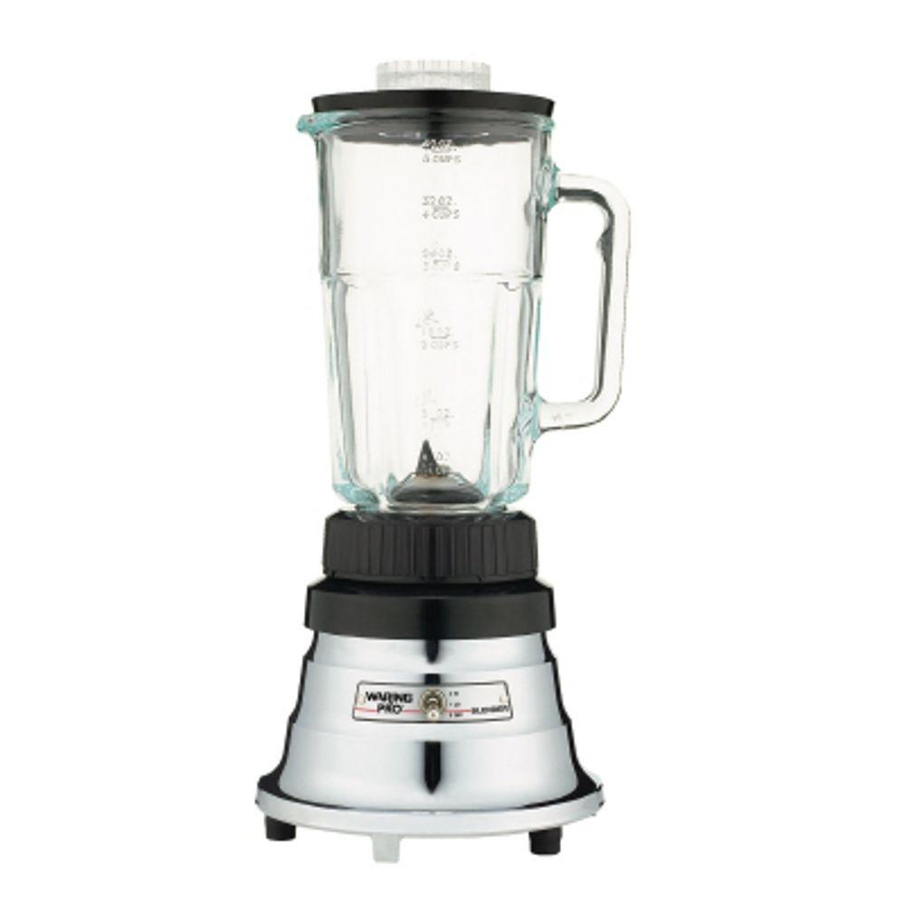 Home Depot Tools Blender ~ Waring pro professional oz bar blender in chrome wpb