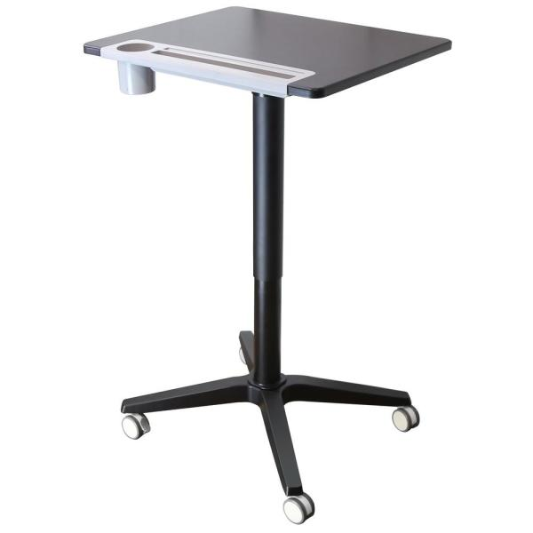 Motion Wise Diversa Black Height Adjustable Sit and Stand Desk SMP30B