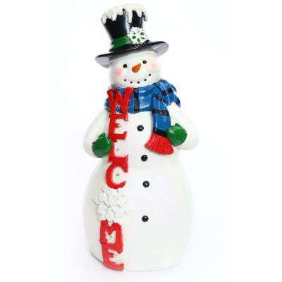 Snowman christmas yard decorations outdoor christmas for Alpine decoration