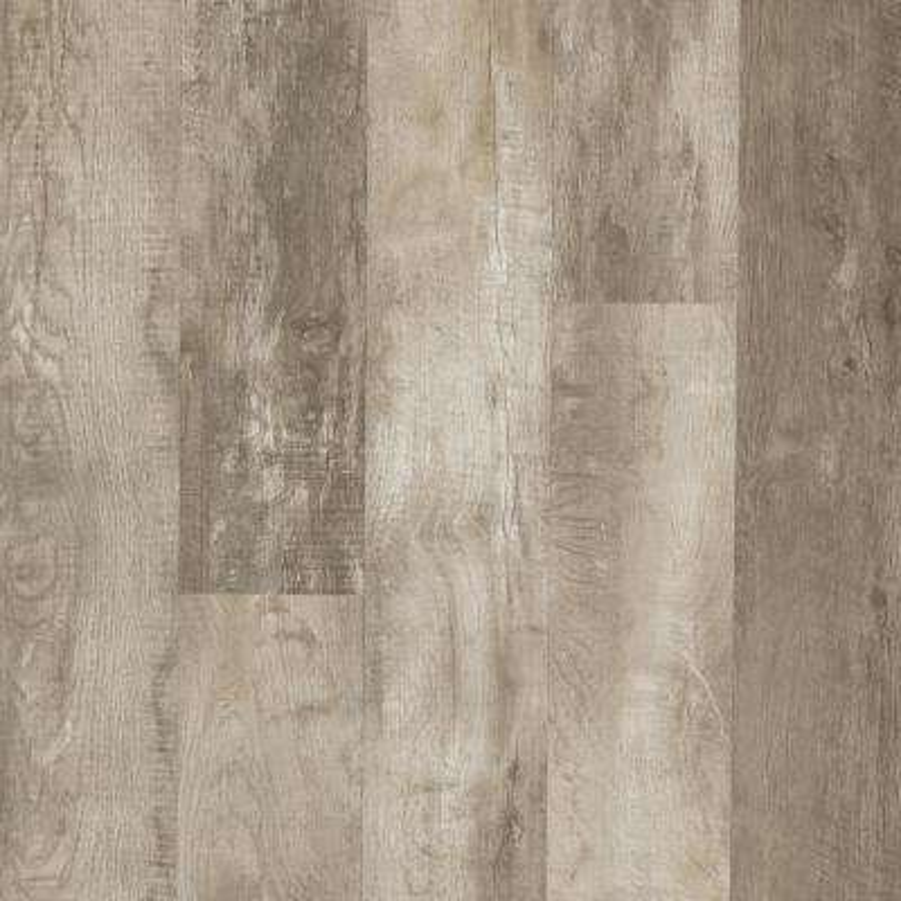 Buckhorn Gray Oak 7.5 in. x 48 in. Rigid Core Luxury Vinyl Plank Flooring (17.55 sq. ft. / carton)