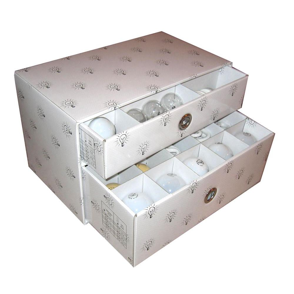 Luxury Living Lite-it-Up Storage Box