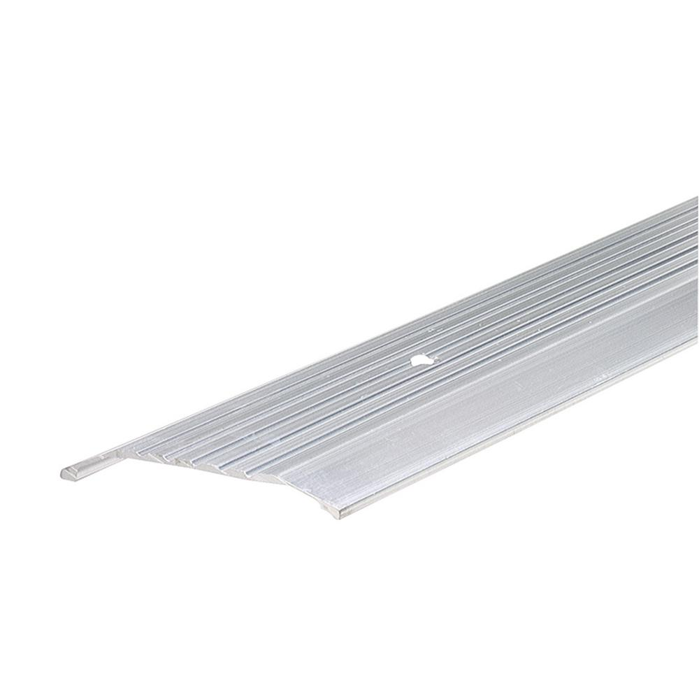 36 in. x 84 in. White Flat Profile Door Jamb Weather
