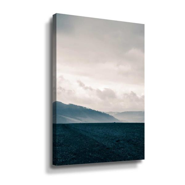 ArtWall Blue Mountains VI' by PhotoINC Studio Canvas Wall Art 5pst237a1624w