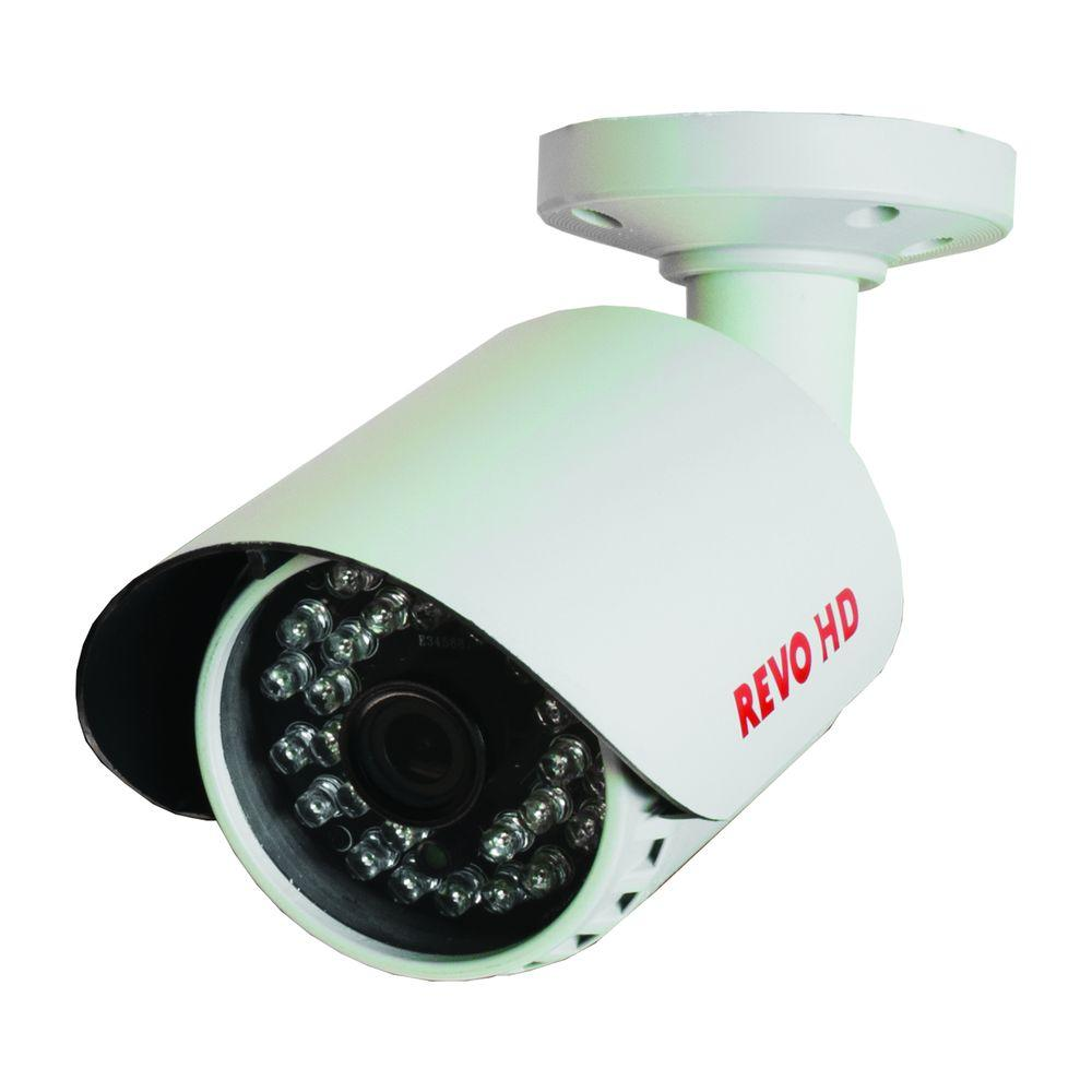 Revo Wired HD IP 2.1 Megapixel Indoor or Outdoor Bullet Standard ...