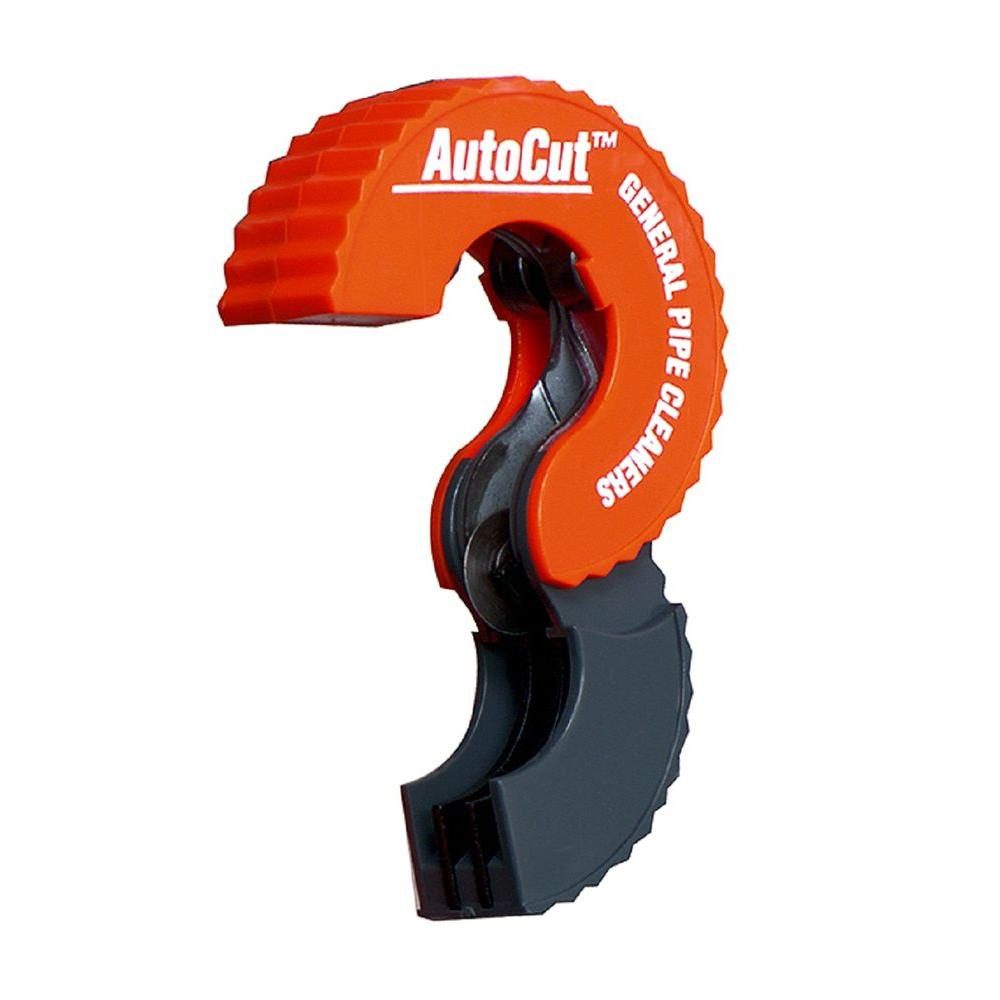 General Wire 3/4 in. O.D. Pipe Tubing Cutter-ATC34 - The Home Depot