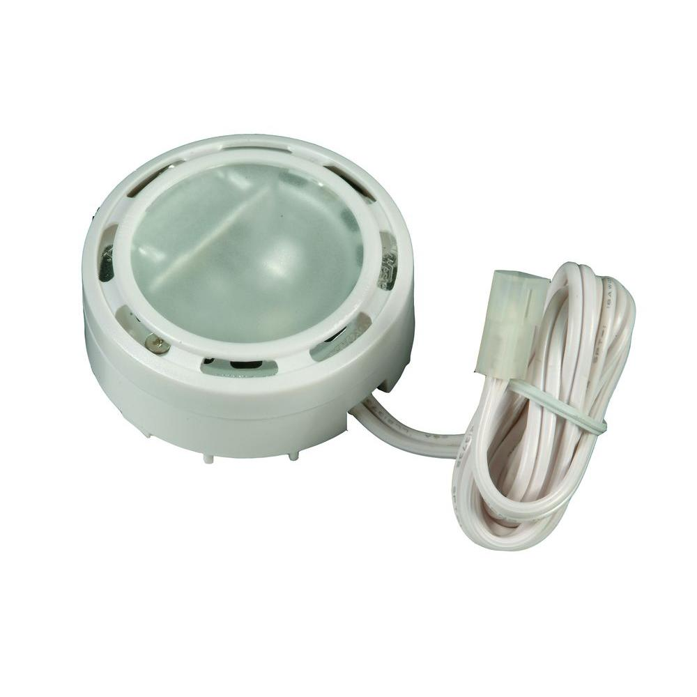 Xenon Ceiling Lights : Westek xenon white accent light xp hb the home depot