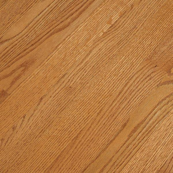 Bayport 3/4 in. Thick x 3-1/4 in. Wide x Varying Length Oak Butterscotch Solid Hardwood Flooring (22 sq. ft. / case)