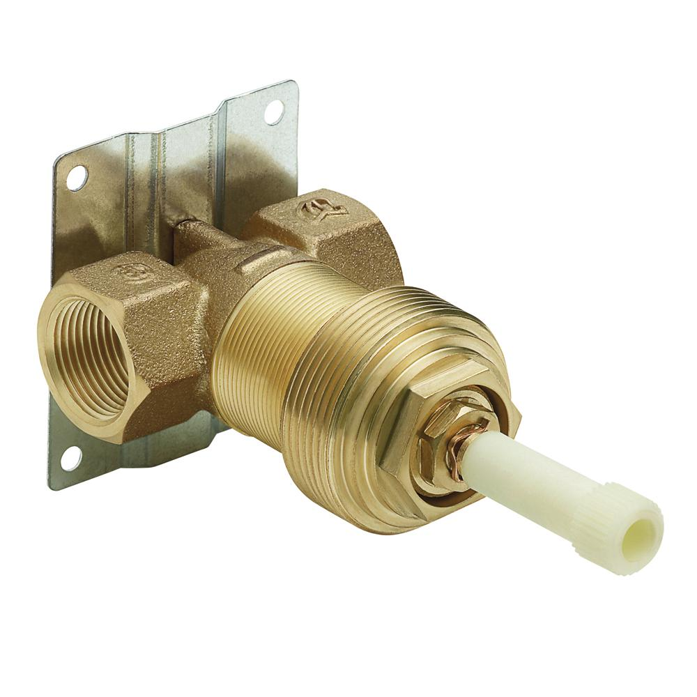 ExactTemp 3/4 in. Cast-Metal IPS Volume Control Valve