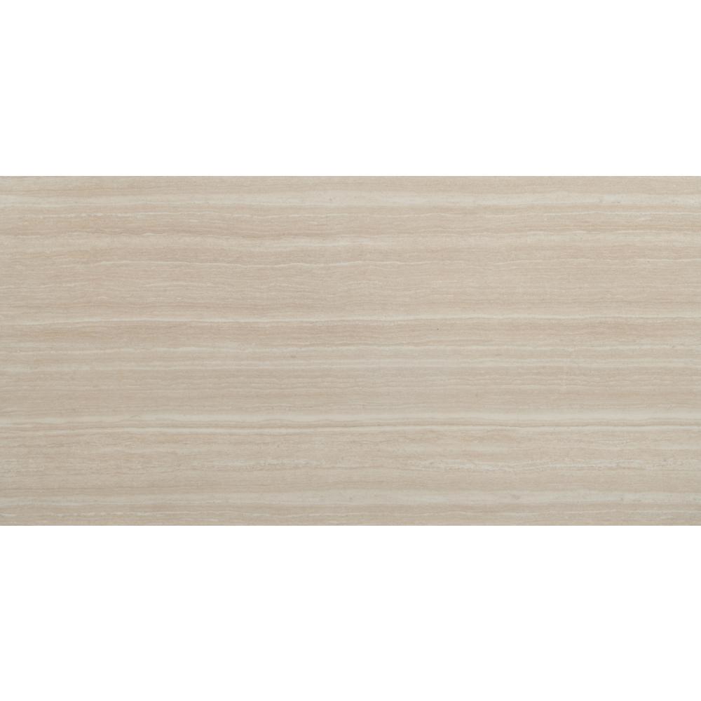 MSI Modena Cashew 12 in. x 24 in. Glazed Ceramic Floor and Wall Tile (16 sq. ft./case)