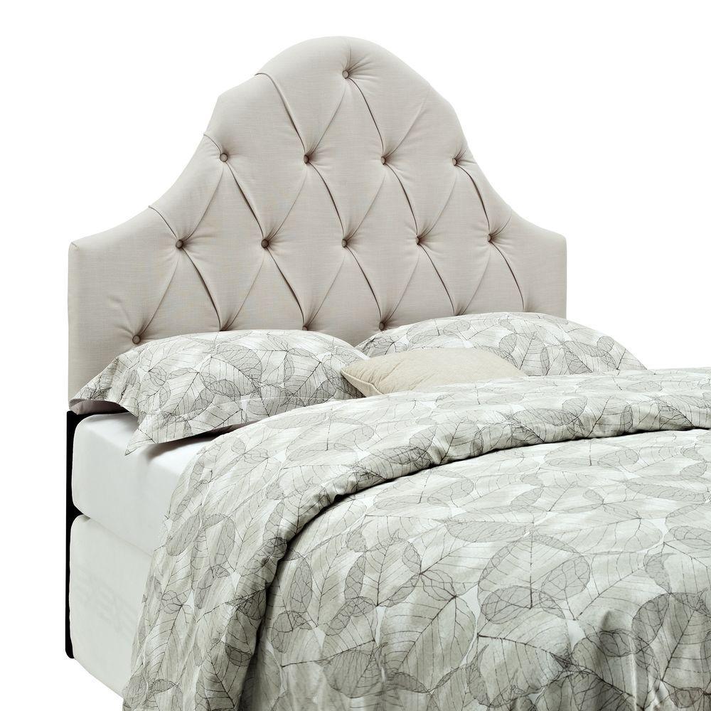 dbaace30777f Samuel Lawrence Furniture Tan King/California King Headboard DS-8628 ...