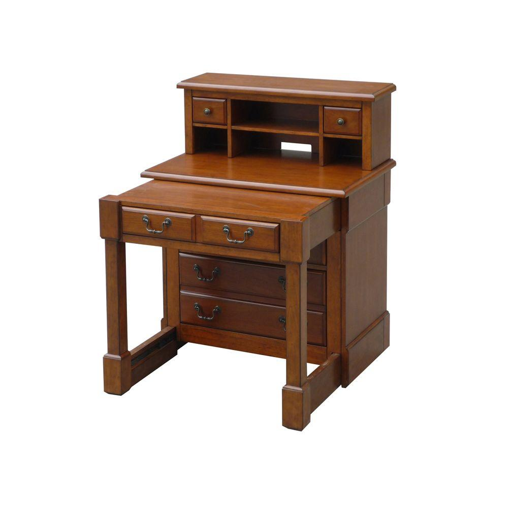 Home Styles The Aspen Expanding Desk and Hutch-DISCONTINUED