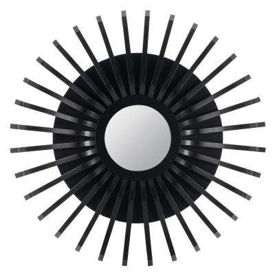 Katey Black Decorative Mirror