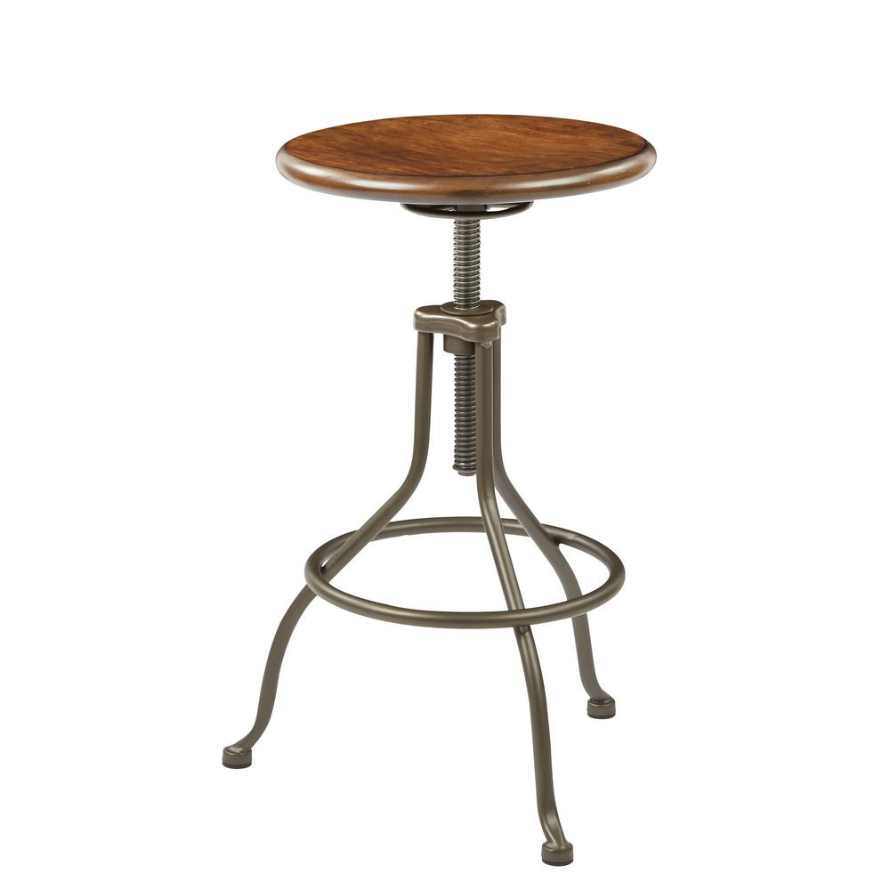 Ave Six Sullivan 28 In Swivel Stool Slvns343 Ptwa The